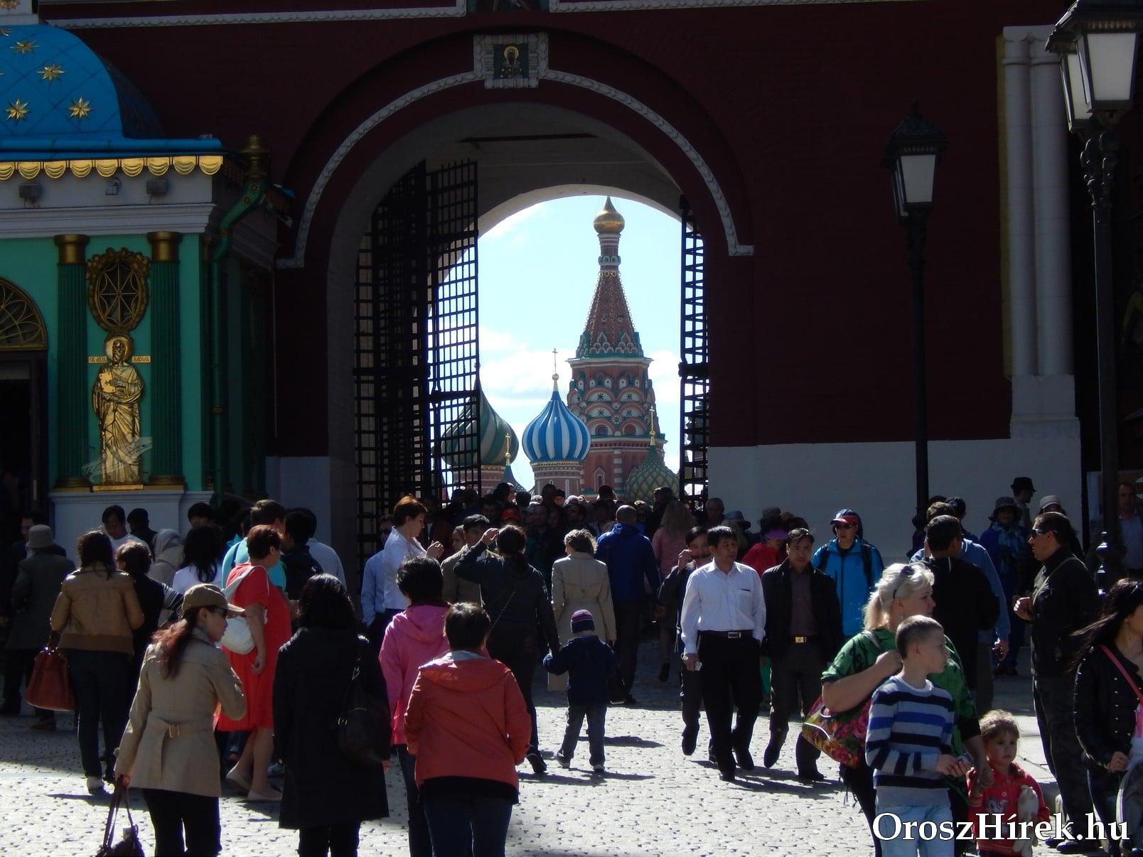 Moszkvában megnyitottak a nyári teraszok és a múzeumok