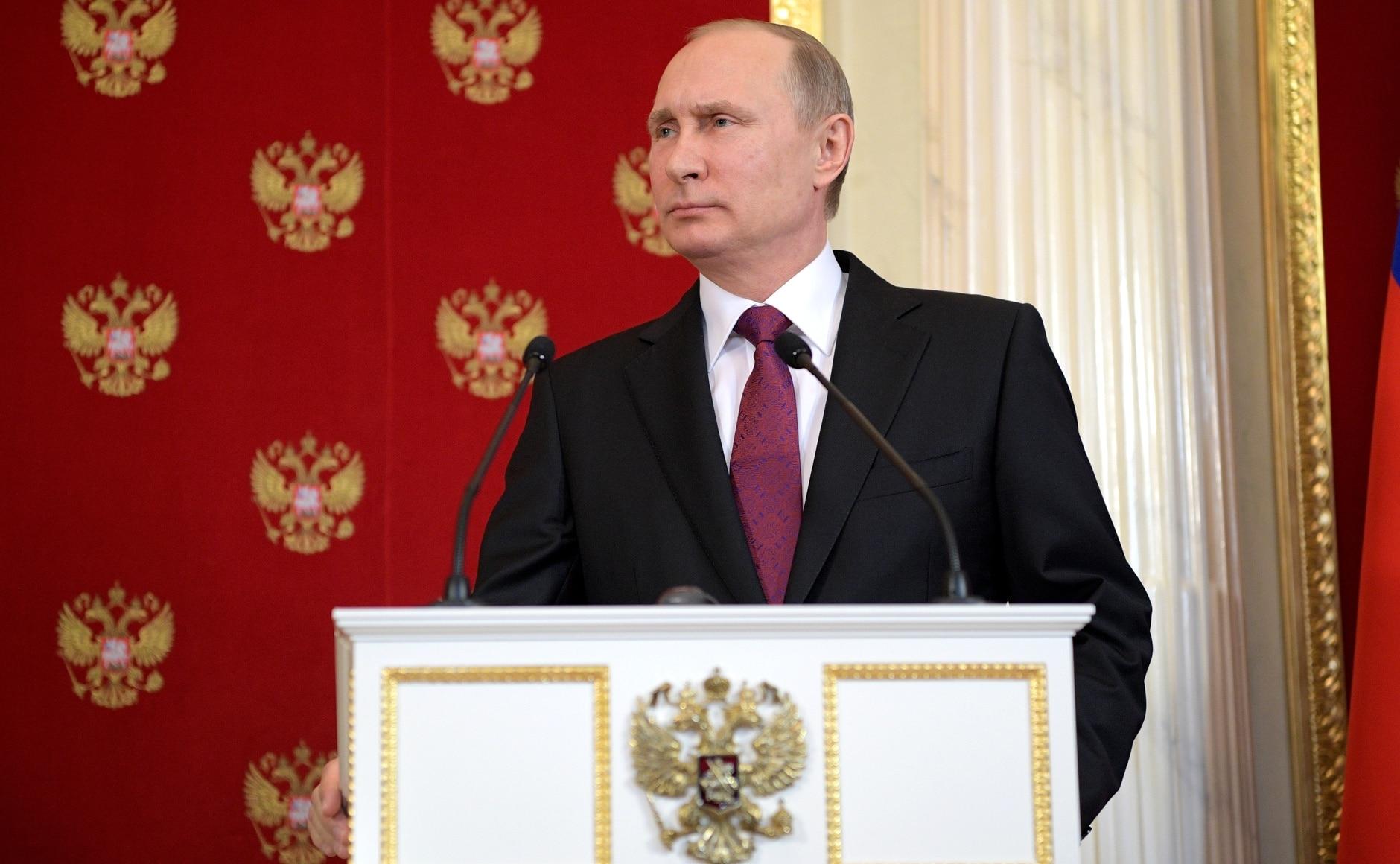 Putyin: az Északi Áramlat 2 üzembe helyezése nem jelenti az ukrán gáztranzit felmondását