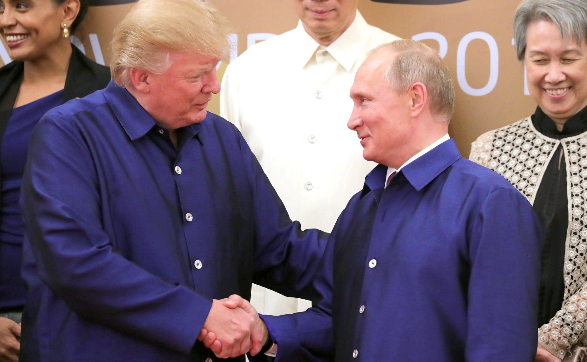 Moszkva és Washington is megerősítette a Putyin-Trump találkozót