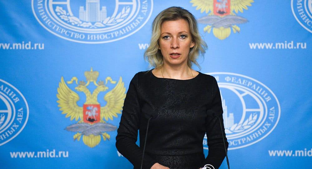Orosz külügyi szóvivő: veszélyes Washingtonnal tárgyalni
