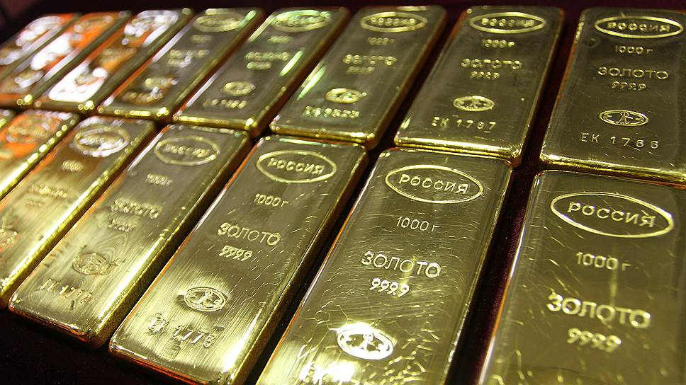 Hoppá! Oroszország aranyexportja felülmúlta a földgázét