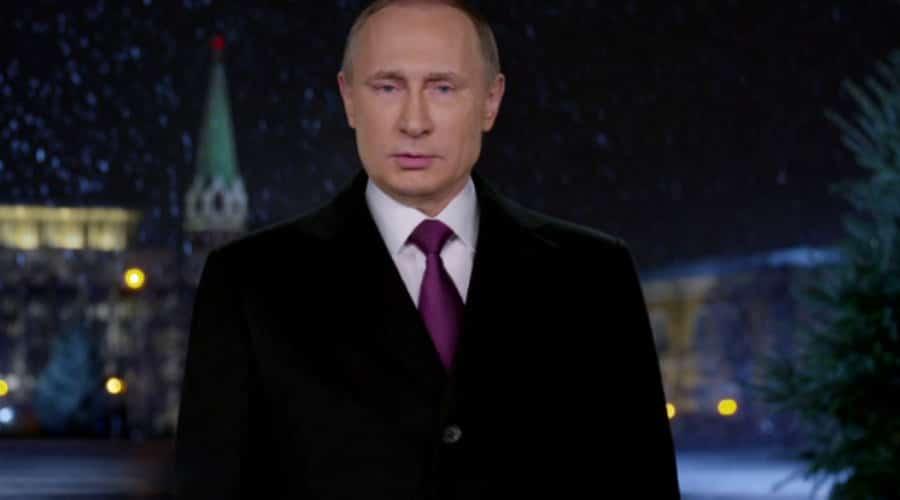 Putyin: az Oroszország iránt érzett szeretet tesz minket erősebbé