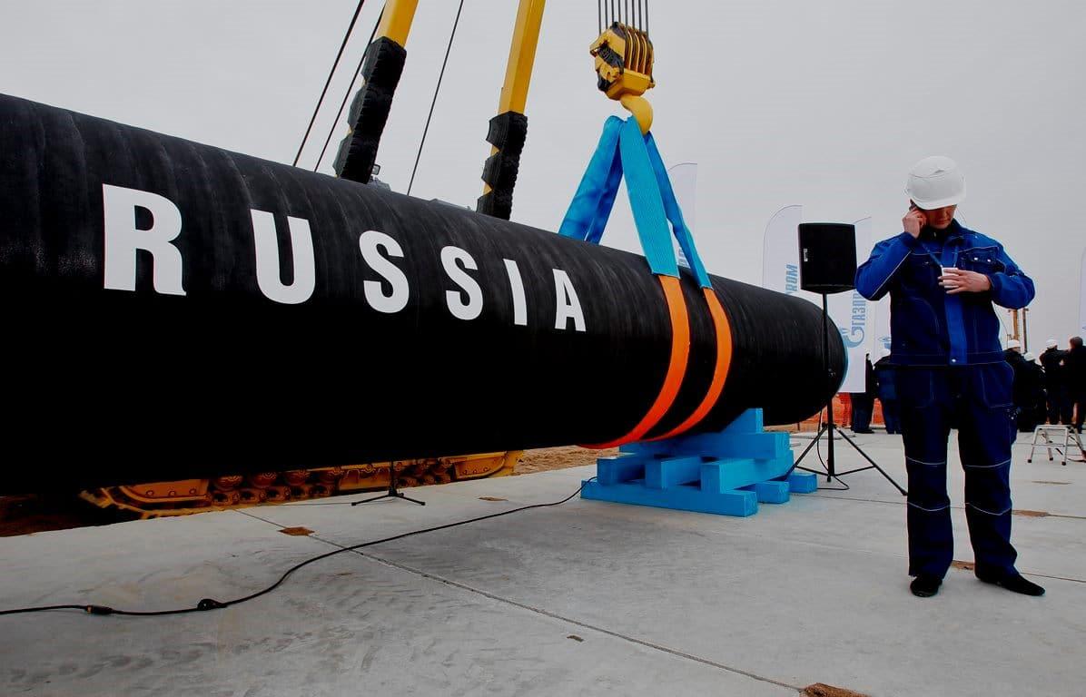 Kreml: a rosszhiszemű konkurencia megnyilvánulása az orosz vezetékkel szembeni amerikai szankciófenyegetés