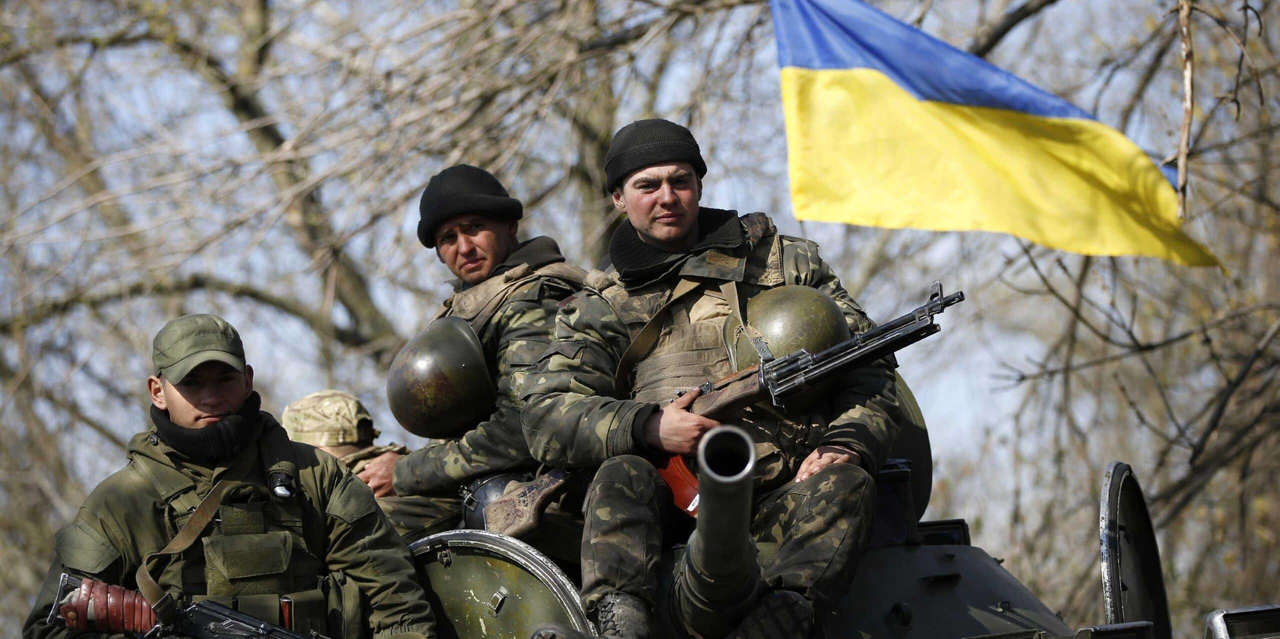 Washington hatvanmillió dollár értékű katonai felszerelést küldött Ukrajnába
