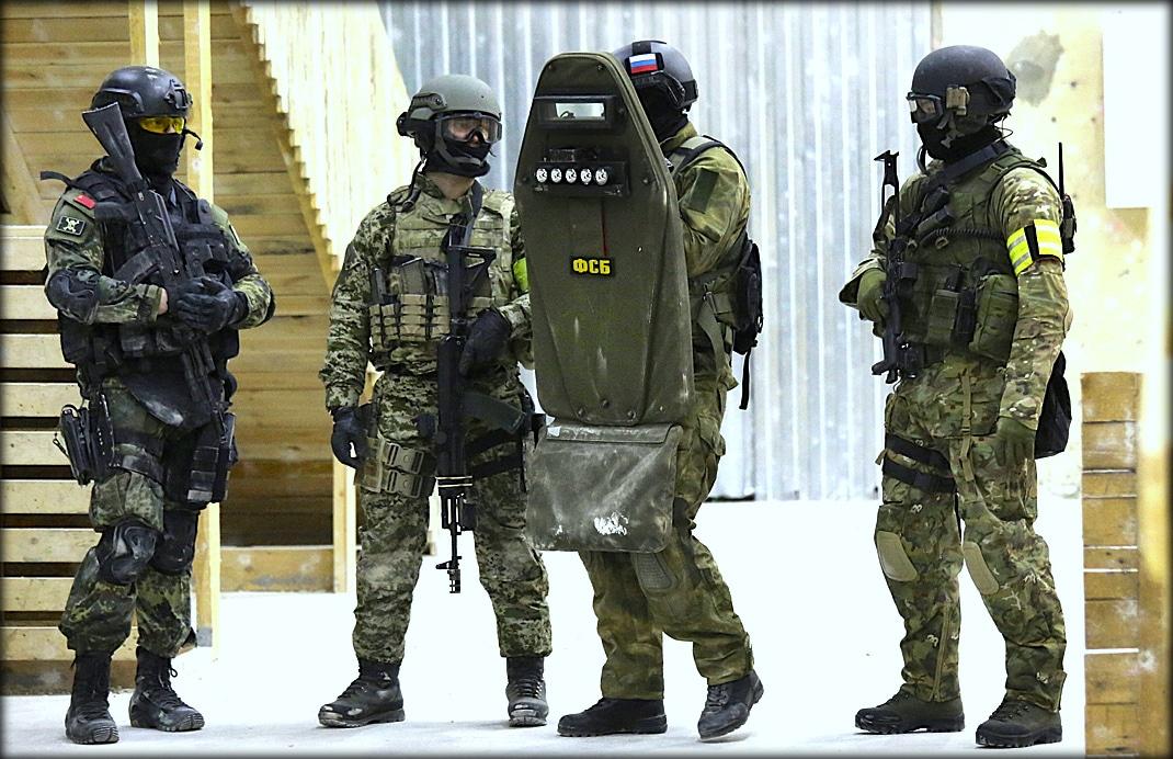 Terrorcselekményt akadályozott meg Észak-Oszétiában az FSZB