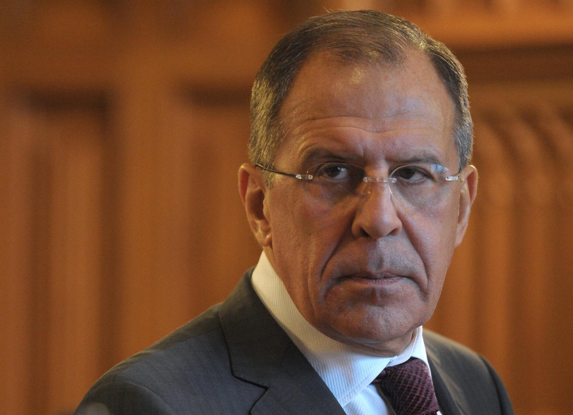 Lavrov: utasítsák rendre Ukrajnát