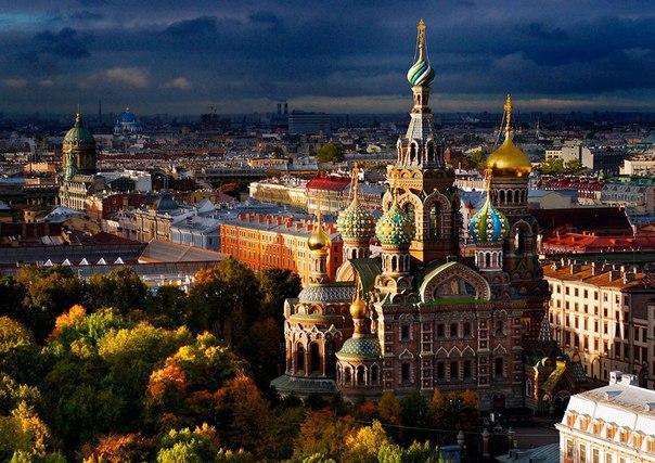 Csodás videón a 315 éves Szentpétervár