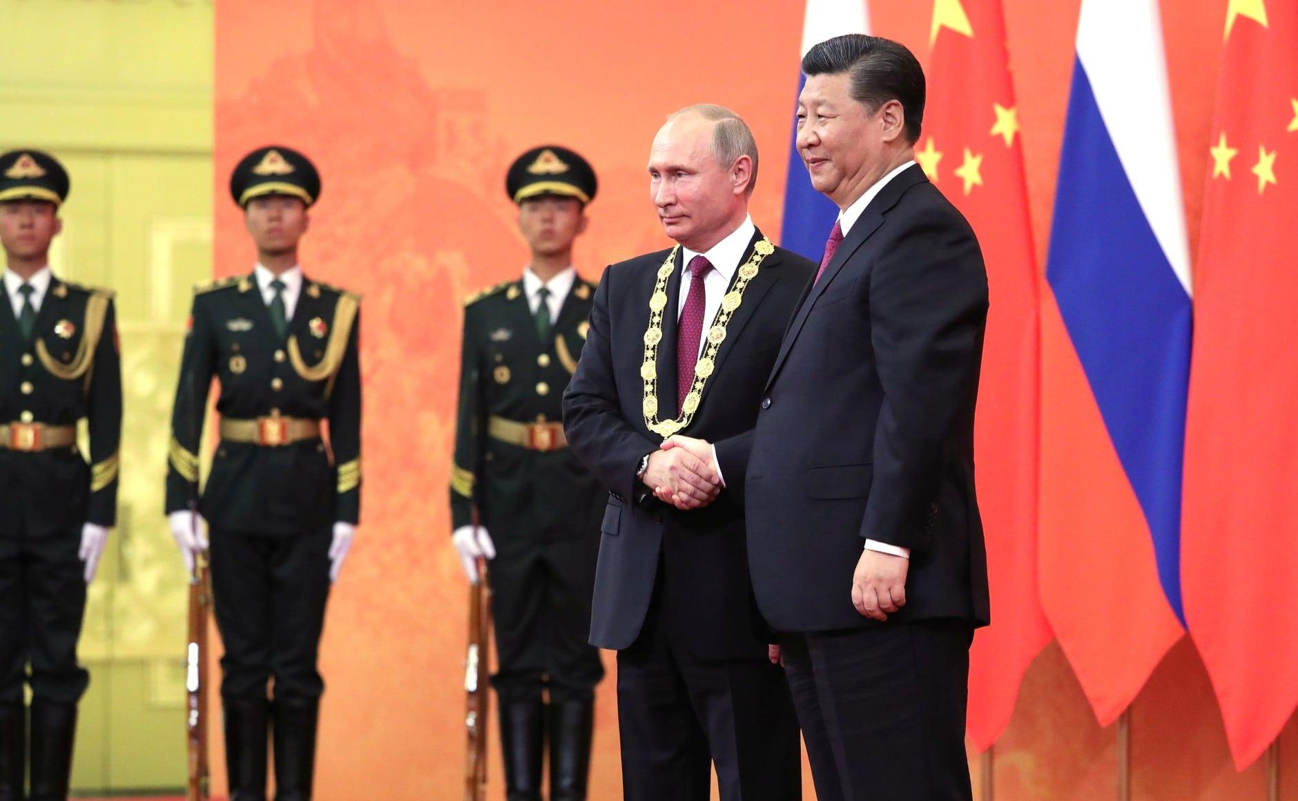 Putyin gratulált Hszi Csin-pingnek a Kínai Népköztársaság megalakulásának 70. évfordulóján