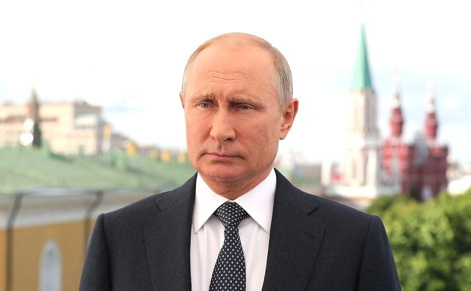 Putyin sürgette hiperszonikus fegyverek elleni védelem kifejlesztését