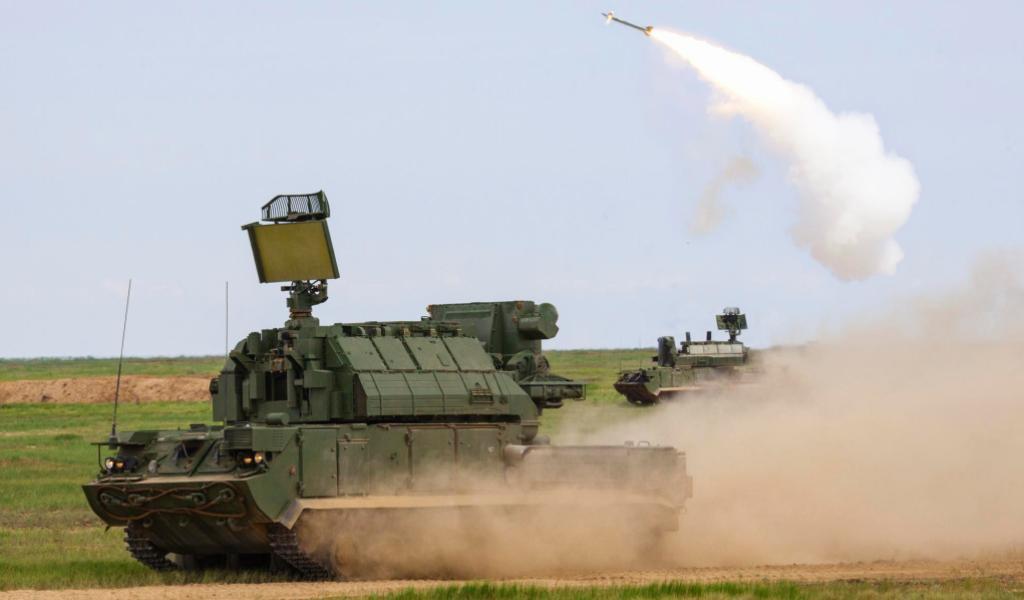 Oroszország és Szíria is készültségbe helyezte erőit amerikai támadástól tartva