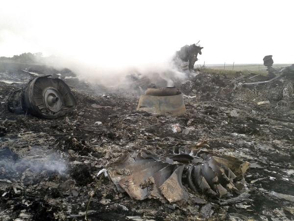 Orosz védelmi tárca: ukrán rakéta lőtte le a Boeingot a Donyec-medence fölött