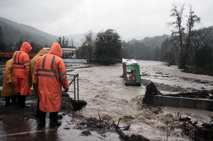 Rendkívüli állapotot vezettek be Vlagyivosztokban a súlyos esőzések miatt