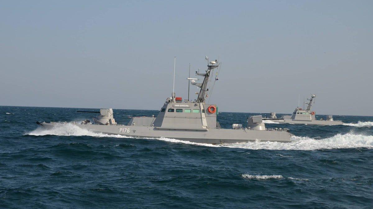 Kercsi incidens: az ukrán titkosszolgálat emberei is a hadihajókon voltak