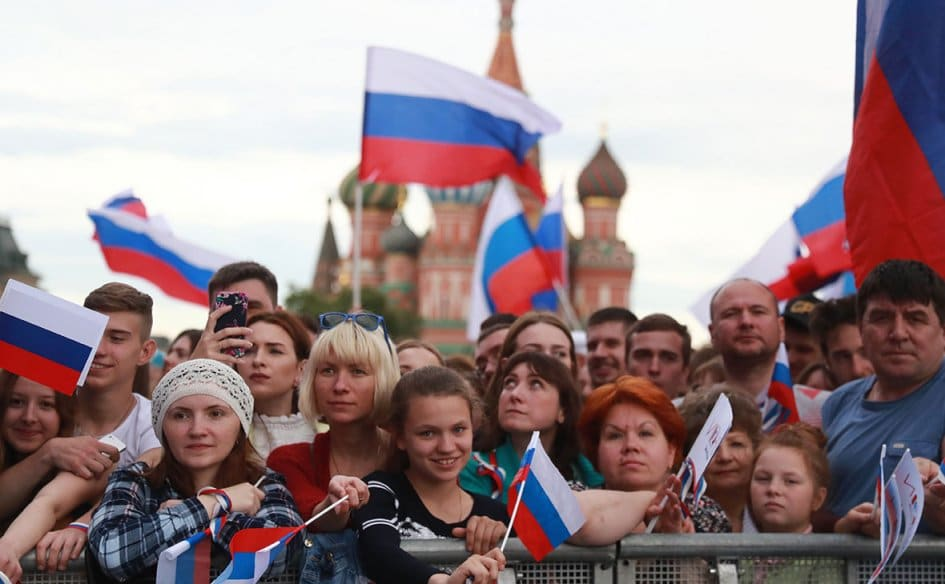 Ma van az orosz zászló napja