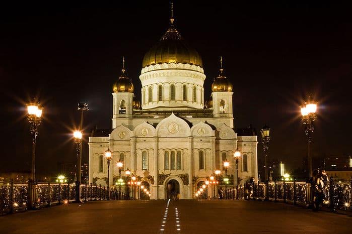 ÉLŐ: Ortodox Karácsony – Éjféli szentmise Moszkvából