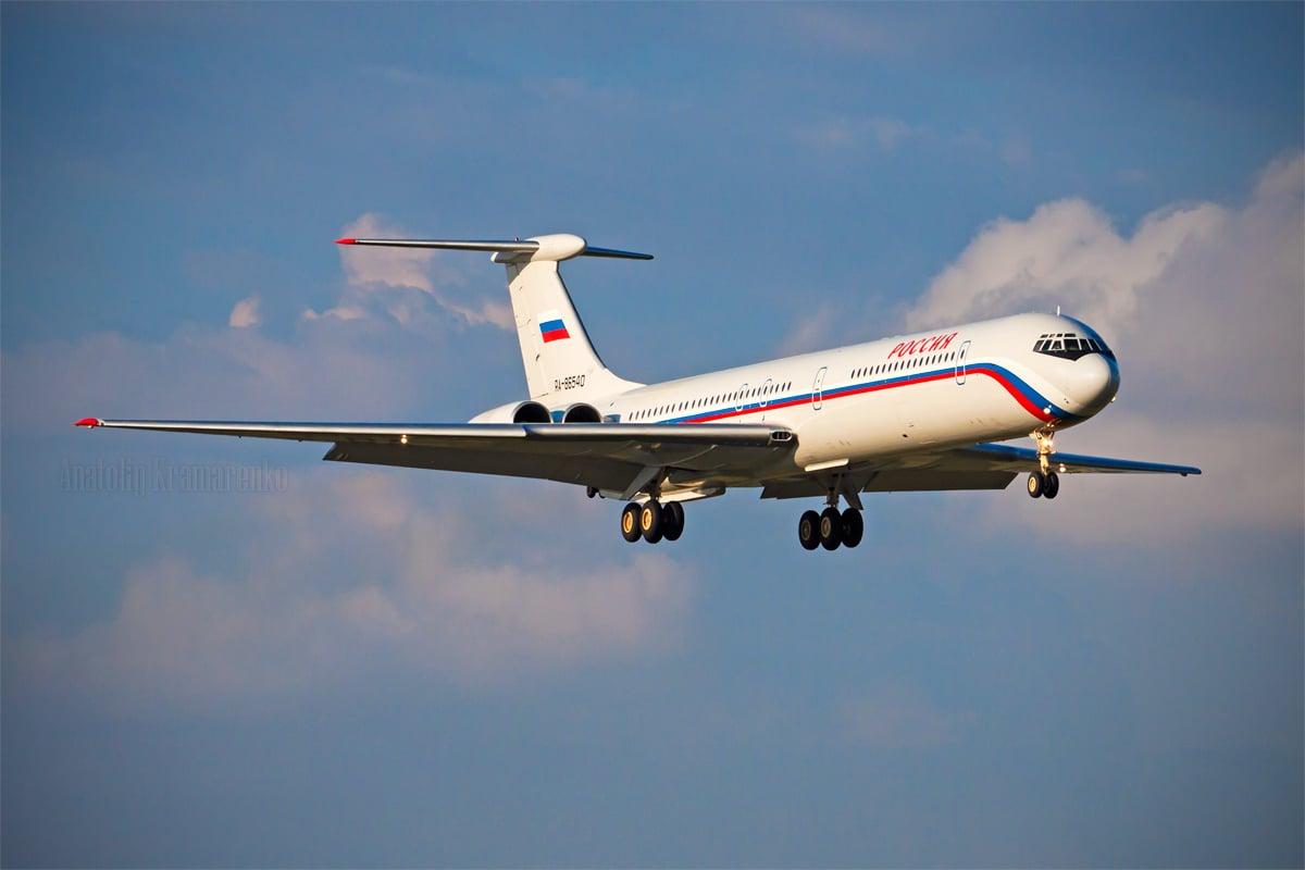 Az orosz légierő egyik gépe Venezuelába érkezett