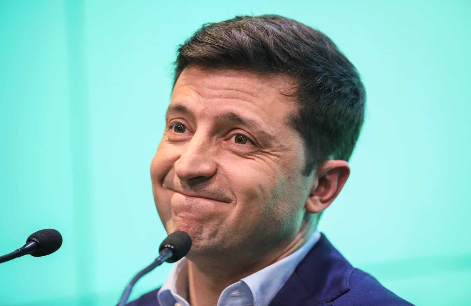 Soros talált egy új elnököt Ukrajna számára