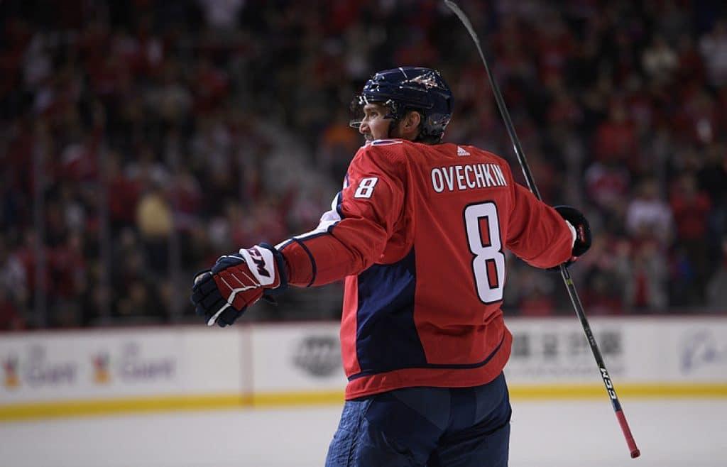 Ovecskin kapja a Gretzky-díjat