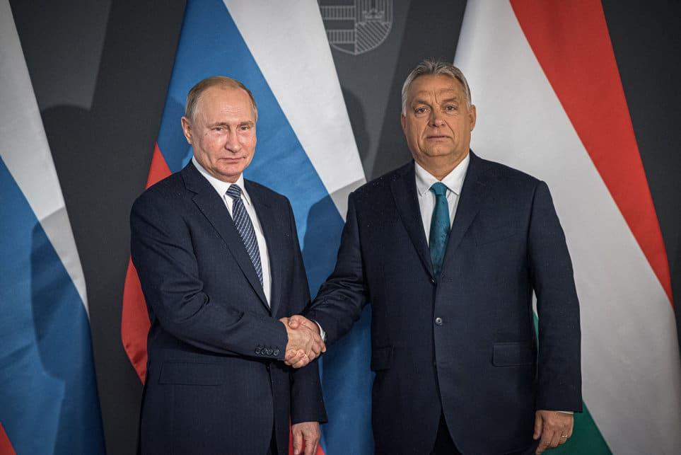 Orbán Viktor levélben fejezte ki jókívánságait Oroszország napja alkalmából az orosz elnöknek és kormányfőnek