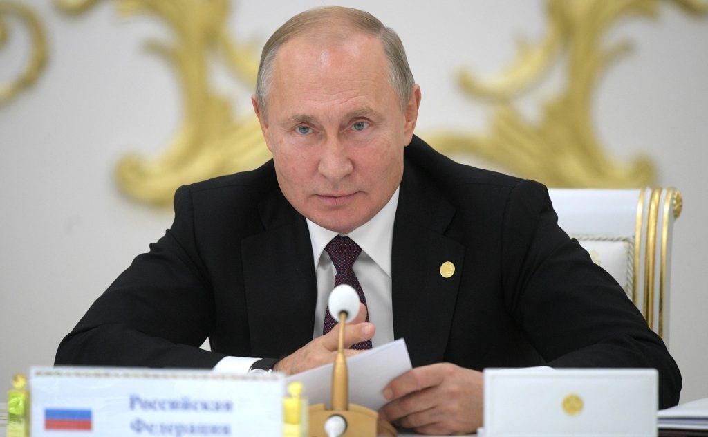 Putyin pénze addig van biztonságban, amíg övé a hatalom | OCCRP