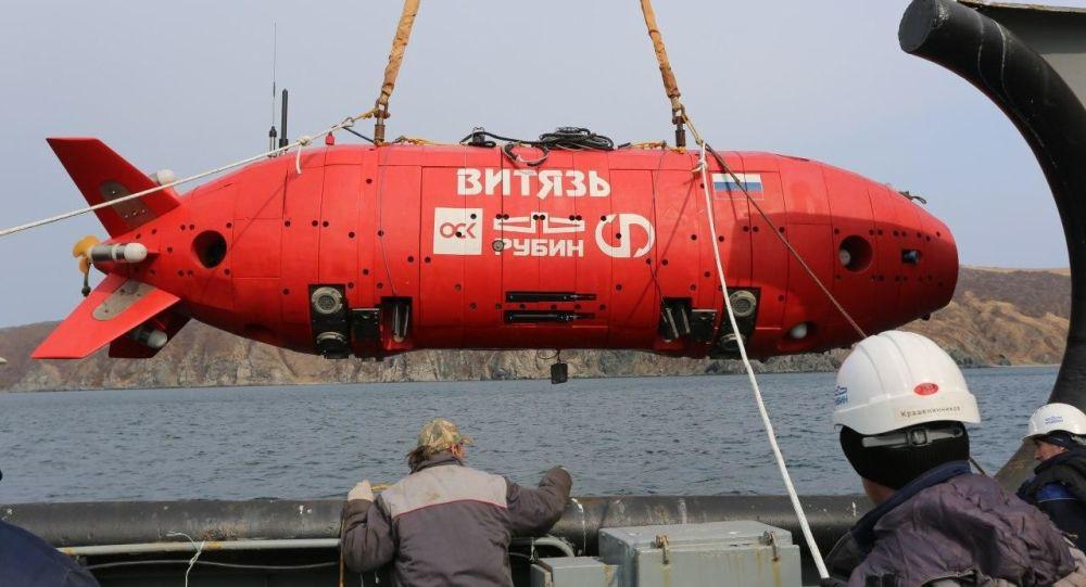 Elérte a Mariana-árok fenekét az orosz Vityjaz mélytengeri merülőszerkezet