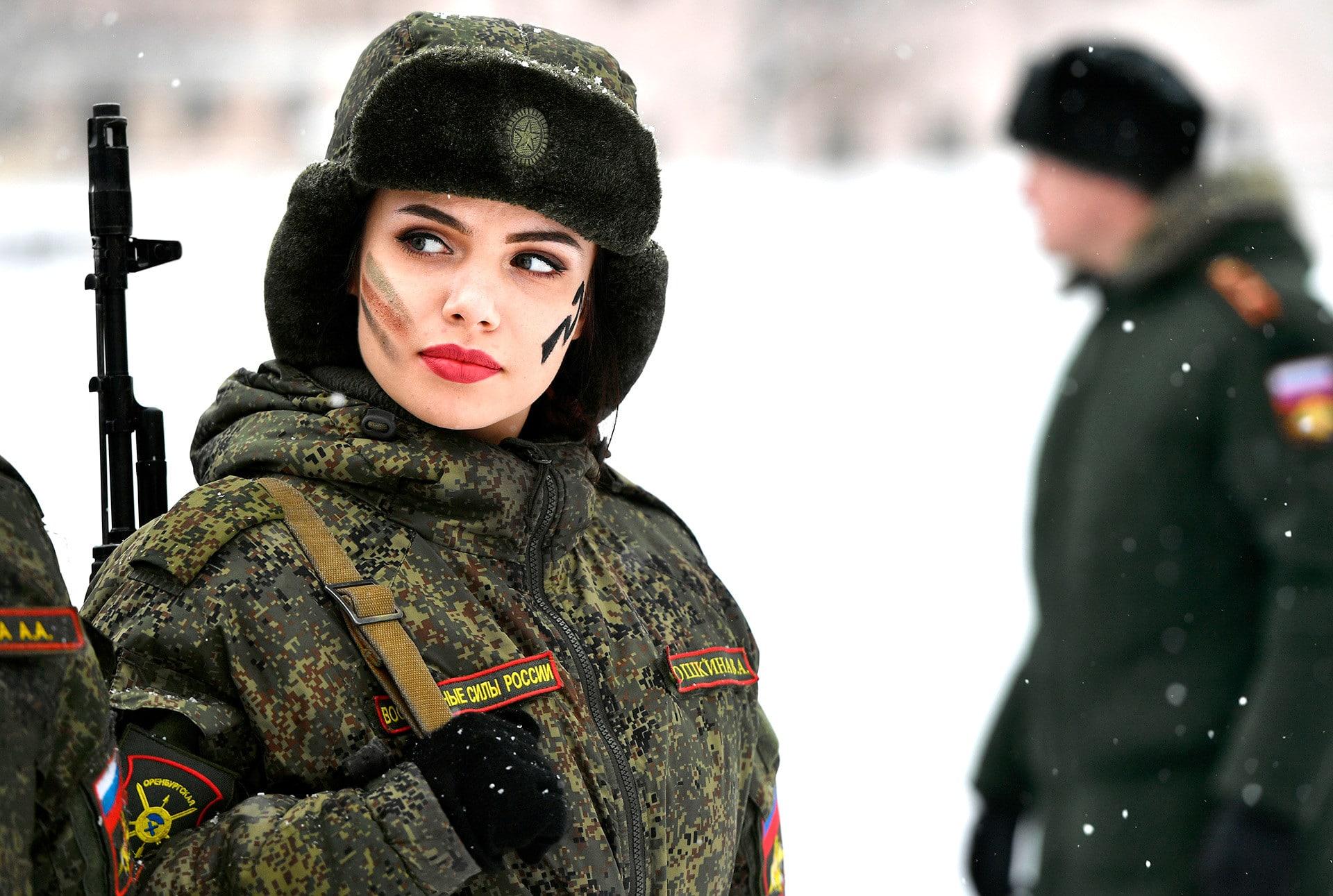 Az orosz haditengerészetnél létrehozták az első női naszádlegénységet
